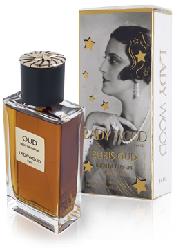 lady wood rubis oud