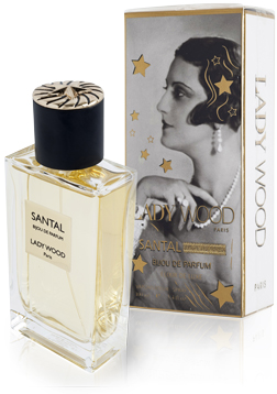 lady wood santal